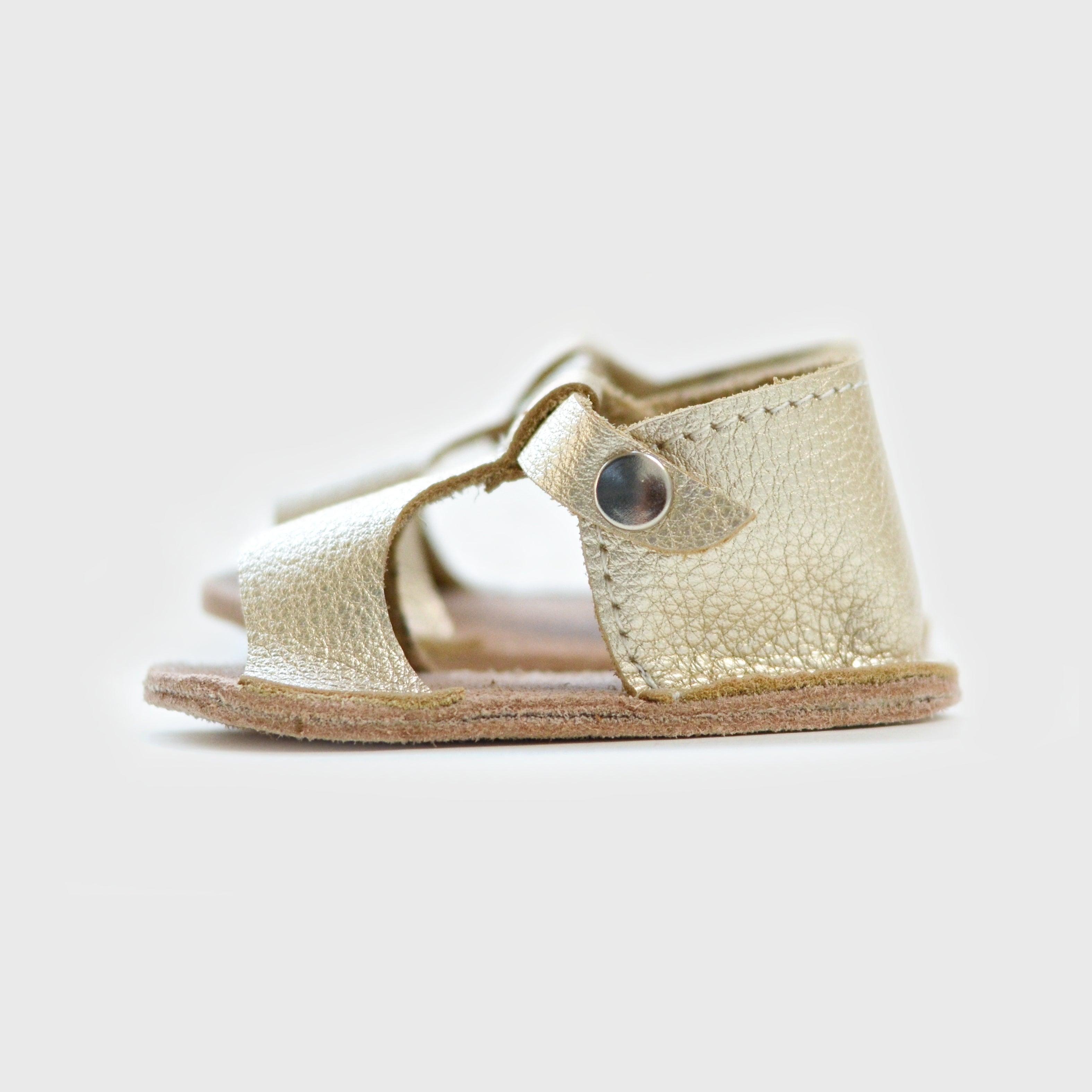 Platinum Sandal